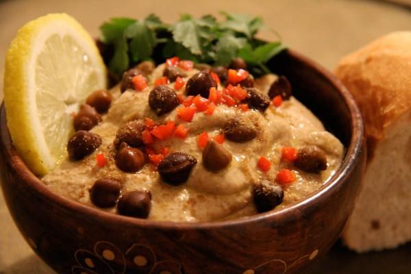 Hummus - Kichererbsenpüree