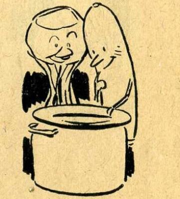 Graupeneintopf mit Kohlrabi