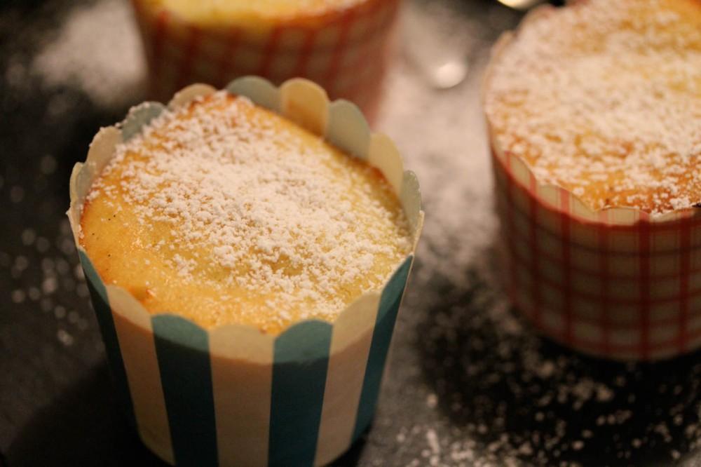Topfen-Muffins